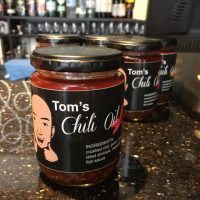 Tom's Chili Oil